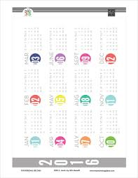 Calendar Template For Word Free Excel Calendar Templates Year At A Glance Template 2017 Ic 2018