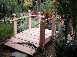 japanese water gardens garden bridge