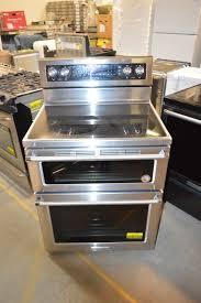 kitchenaid range and stove kitchenaid k500ewh 30 white freestanding electric