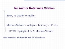 Mla cite dictionary How to cite a reference book in APA format