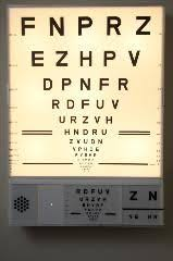 Eye Test Chart For Driver S License Nsw Eye Exam Chart For Drivers License Victoria Google Search