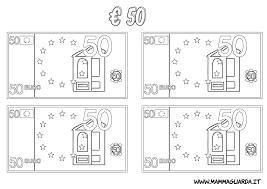 Banconote Euro Da Colorare Fredrotgans