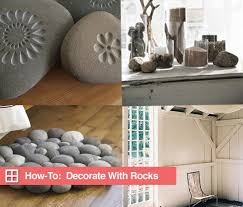 How-To: Decorate With Rocks