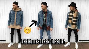 How To <b>Style</b> A <b>Denim Jacket</b> | <b>Mens Fashion</b> 2020 Street <b>Style</b> ...