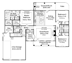 2000 sq ft house plans. Fancy 2000 Sq Ft House Plans 3 Br 2 Bath 8 Home HOMEPW13740