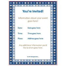 Basic Invitation Template Printable Parents Day Invitation Template Best Holiday Pictures