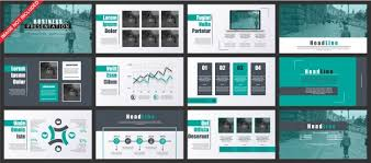 Powerpoint Presentation Templates For Business Presentation Vectors Photos And Psd Files Free Download