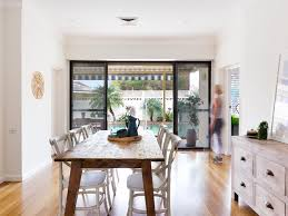 image of modern coastal look furnishings