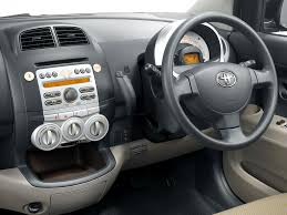 Toyota Passo technical specifications and fuel economy