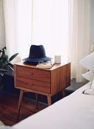 west elm style furniture. Mid-Century Bedside - Bedroom Style Tips From Elise Joseph | West. \u201c West Elm Furniture