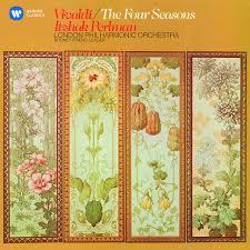 <b>Vivaldi</b>: The Four Seasons - Album by Antonio <b>Vivaldi</b>, <b>Itzhak Perlman</b>