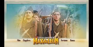 Les aventures de max et léon. Test Blu Ray La Folle Histoire De Max Et Leon Realise Par Jonathan Barre Homepopcorn Fr