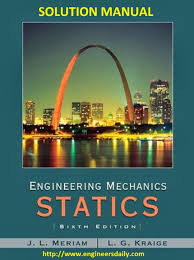 Mechanical Design Of Machine Components Second Edition Solutions Manual Pdf Solution Manual Engineering Mechanics Statics By James L