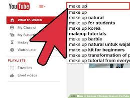 image led bee a makeup guru on you step 1