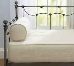 daybed mattress cover pottery barn adamhosmercom