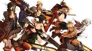 God Eater Anime Wallpapers - Top Free ...