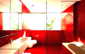 red and black bathroom decor red bathroom decor ideas accessories sets black and red black and