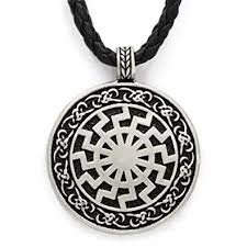 ttkp thor s hammer olaf wolf cross mjolnir pendant viking jewelry norse necklace amulet