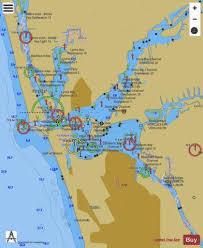 Sarasota Bay Nautical Chart Inset 1 Roberts Bay Marine Chart Us11425_p160 Nautical