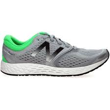 new balance zante mens. image of new balance fresh foam zante v3 men\u0027s running shoe - grey/green mens