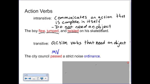 verb types action linking auxillary etc verb types action linking auxillary etc