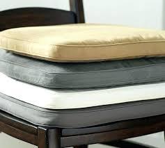 non slip dining room chair cushions faux leather chair pads faux leather dining room chair cushions