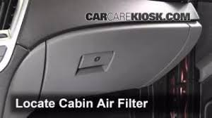 interior fuse box location 2010 2016 cadillac srx 2011 cadillac 2010 2016 cadillac srx cabin air filter check