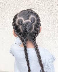 子供の可愛い髪型12選女の子結び方ショートボブミディアム Cuty