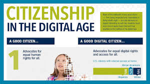 Infographic Digital A Good Characteristics Of Citizen YcrwYa6zq