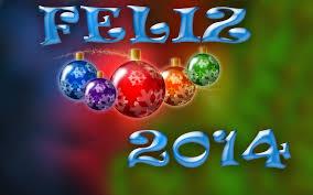 Feliz año 2014 y celebro con Andrea mi prima..! (22 puntos)