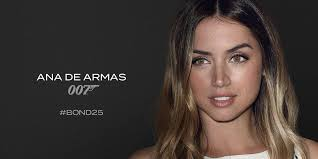 Image result for ana de armas no time to die