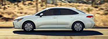 Which Toyota Is Most Fuel Efficient Fuel Efficient Toyota