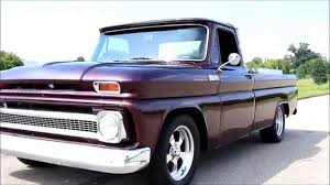 1965 Chevy C10 Long Bed Pick UP - YouTube