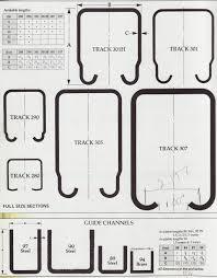 heavy duty bifold door hardware sliding door track