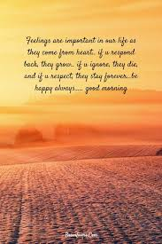 147 Beautiful Good Morning Quotes Sayings About Life 130 Good