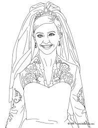 Small Picture Kate middleton coloring pages Hellokidscom