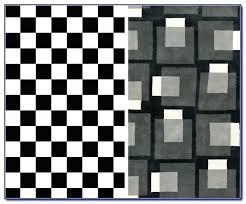 black and white check rug black and white checd rug runner hobby lobby
