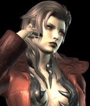 The Ruler of Crimson Blood and Queen of the Greater Fiends, Elizébet is the most active villain during Ninja Gaiden II for Xbox 360, also one of Vazdah's ... - ElizebetNinjaGaiden_4836