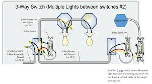 can i power a single pole switch from the end of a 3 way home 3 way to single pole switch