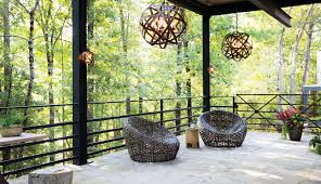 fabulous living room style lighting for your great outdoors