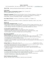 Cover Letter For Librarian Resume Library Interesting Cover Letter