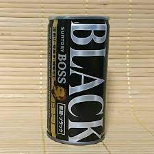 Brewed coffee, water, milk, coffee extracts, sugar, milk solids, acidity regulator (500), sodium caseinate, emulsifier (473), flavours, roasted sugar, sweetener (950). Boss Coffee Black Napajapan