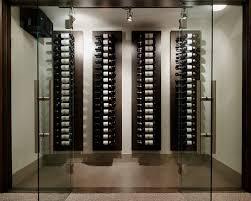 modern wine cellar design ideas remodels photos box version modern wine cellar
