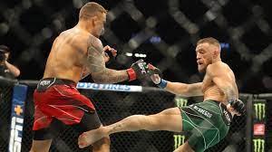 UFC 264: Fußverletzung! McGregor verliert wieder gegen Poirier