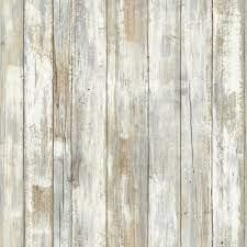 RoomMates Distressed Wood Vinyl Peel & ...