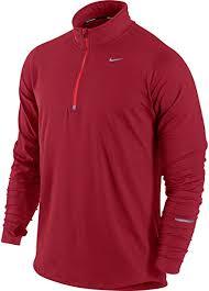 Nike Element Half Zip Size Chart Nike Mens Element Half Zip Running Top 717404 687