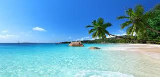 beach. Delighful Beach NO3 Anse Lazio And Beach P