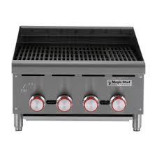 countertop radiant charbroiler