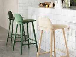 best bar stools. Muuto Nerd Barstools Best Bar Stools Mad About The House