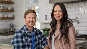 Fixer Upper's Chip and Joanna Gaines ...